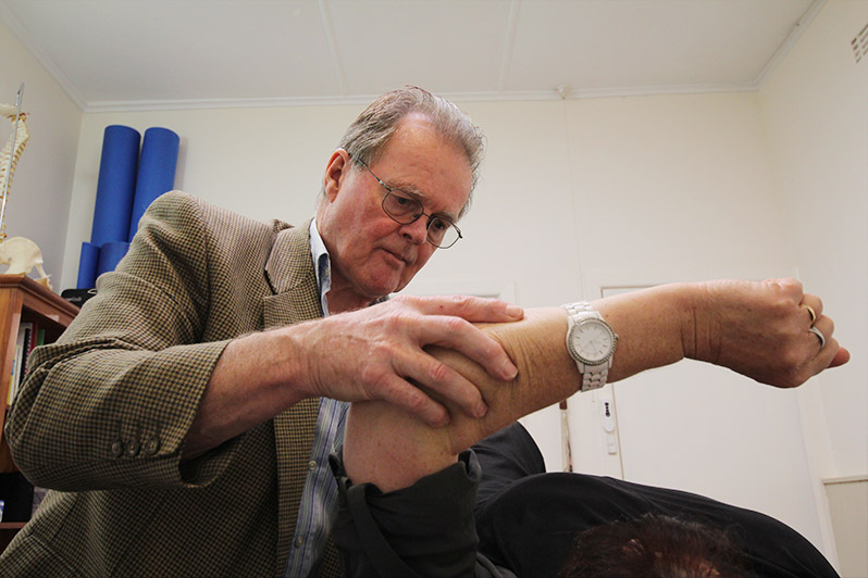 Joint Mobilisation of the elbow